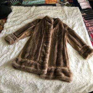 Tissavel fur coat from France